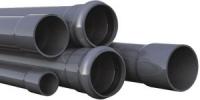 Напорная труба нПВХ SDR 17 PN16 400x23,7x6220 мм