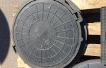 Люк полимерпесчанный 400 тип А15