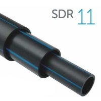 Труба ПЭ-100 SDR 11 для водоснабжения 025x2,3 мм